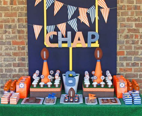themes football com 30 birthday party decorations that your kids will love