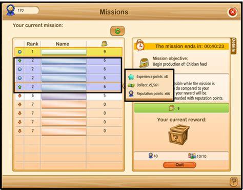 Mission Farms Detox begin production of missions big farm addiction wiki