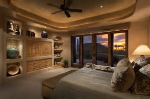 Southwestern Bedroom Ideas Southwest Contemporary Southwestern Bedroom Phoenix