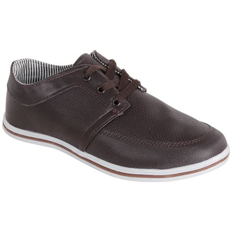 mens designer sneakers mens designer leather smart casual trainers deck boat
