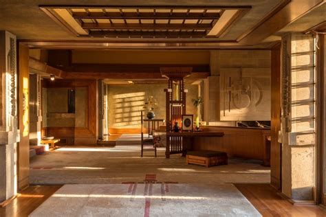 Floor Plan Of Monticello by Frank Lloyd Wright S Hollyhock House To Reopen La Times