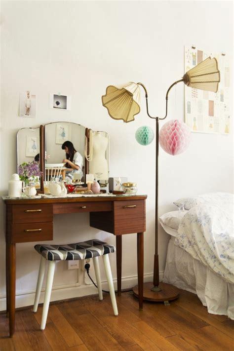 schlafzimmer mit schminktisch schminktisch designs f 252 r die eigene feminine ecke im zimmer