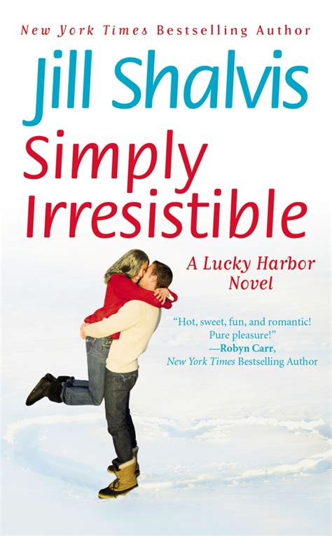 simply irresistible shalvis book review