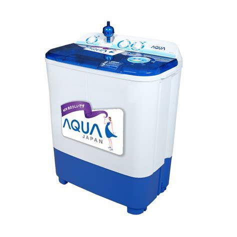 Mesin Cuci Aqua Qw 780xt jual aqua qw 740xt mesin cuci 2 tabung harga