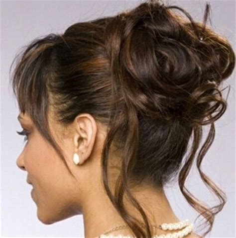 mother of the bride hairstyles partial updo pinterest the world s catalog of ideas