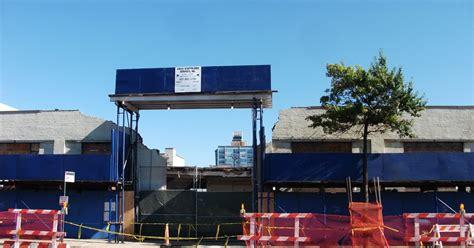 brooklyn    brooklyn dodger stadium  torn    parking lot