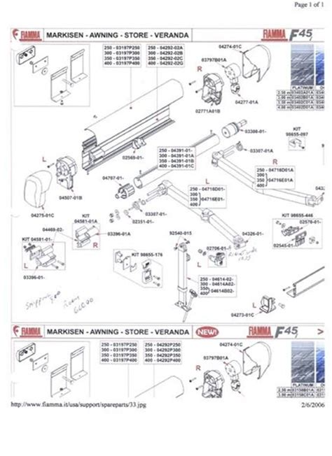 rv awnings parts dometic awning parts diagram dometic oasis elite awning
