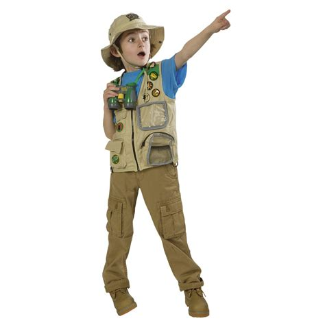 Backyard Safari Cargo Vest by Backyard Safari Outfitters Frog Habitat Outdoor