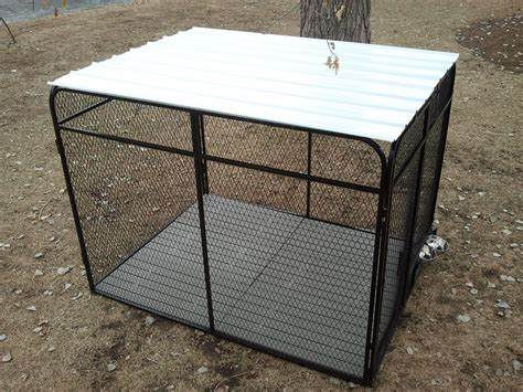 kennel roof corrugated roofing