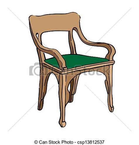 Stuhl Piktogramm by Zeichnungen Stuhl Jugendstil Gezeichnet