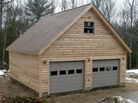 Log Home Plans With Garage by Rustic Log Siding Log Siding Garage Plans Log Garage
