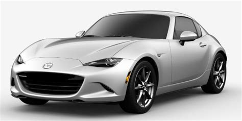 mazda lineup 2017 2017 mazda mx 5 miata rf color options
