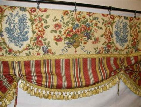 french country curtains waverly french country tie up balloon valance curtain waverly