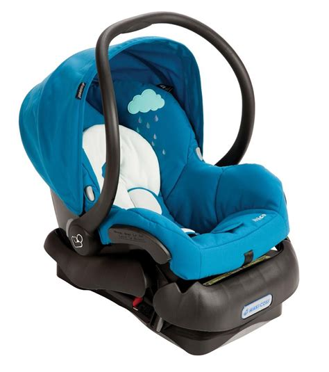 blue car seat maxi cosi mico infant lightweight car seat blue
