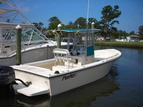 sold sold 2001 parker 23 dv center console for sale - Parker Boats For Sale Morehead City Nc