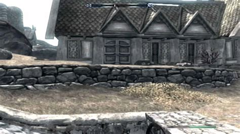 buying a house in skyrim skyrim buying a house in whiterun youtube