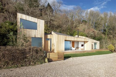 the crow s nest residence in dorset e architect
