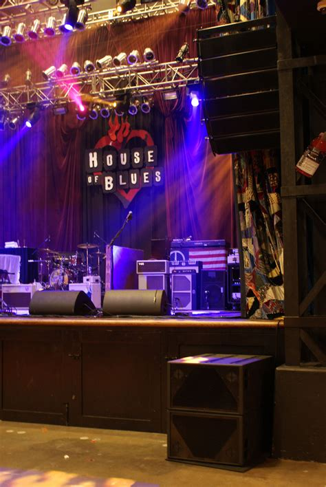 house of blues houston sound bridge
