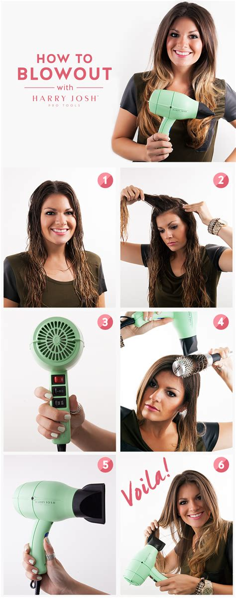 how to do a blowout at home 28 images styles blowout