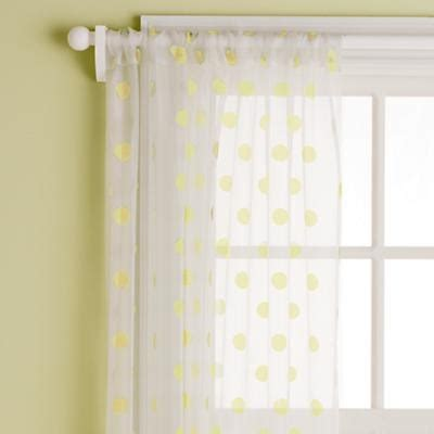 Polka Dot Sheer Curtains 40 Best Images About Polka Polka Polka Dot On Straws Polka Dot Classroom And Polka