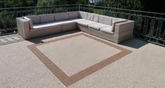 buntsteinputz treppe steinteppich natursteinteppich kieselbeschichtung