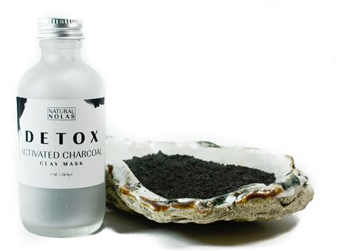 Care Charcoal Detox Directions by Detox Activated Charcoal Clay Mask