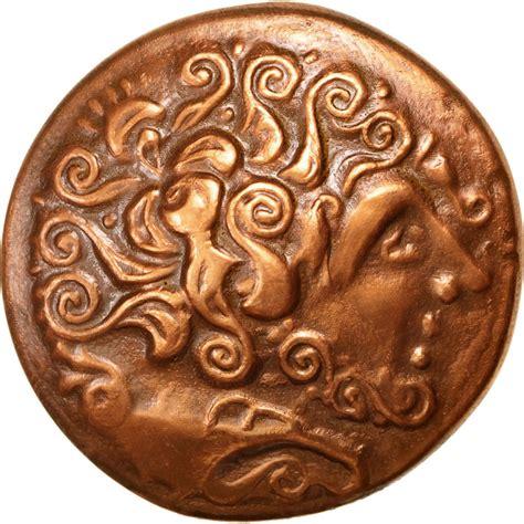 67352 reproduction monnaie gauloise monnaie de