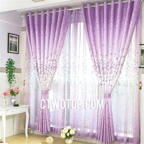 lavender curtains image gallery lavender color curtains
