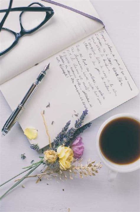 coffee diary wallpaper let me just write in my journal in french while i sip my