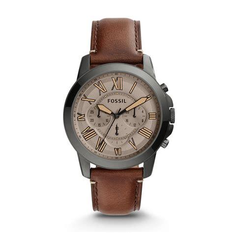Jam Fossil Bulton Darkbrown fossil jual jam tangan original fossil guess daniel wellington victorinox tag heuer oris