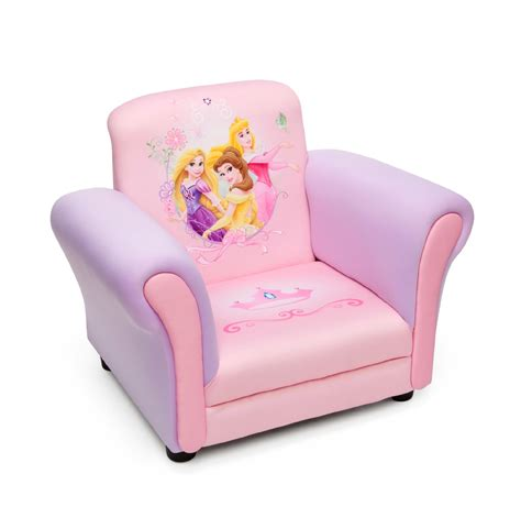 delta children disney princess club chair baby