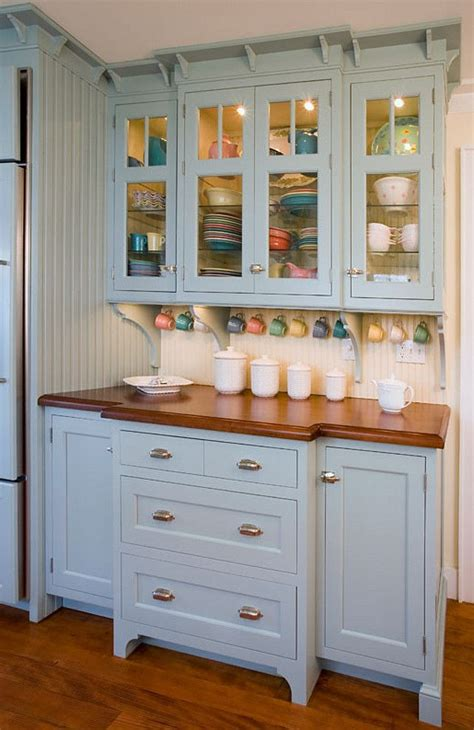 kitchen china cabinet 17 best ideas about light blue kitchens on pinterest