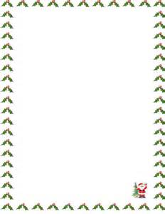 free christmas letter borders new calendar template site