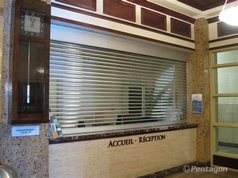 Aluminium Rolling Counter Shutter   Canuck Door Systems Co.