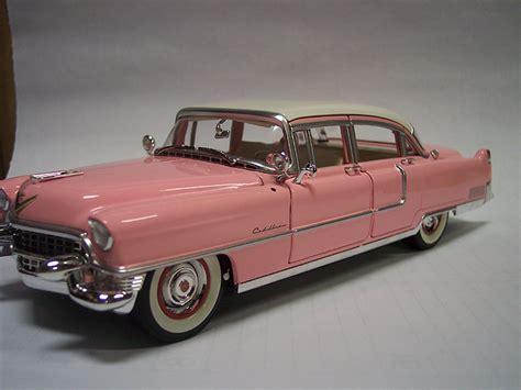 elvis 1955 pink cadillac model 1955 elvis pink cadillac diecast model legacy motors