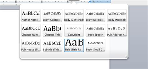 book layout word 2013 getting started with microsoft word styles for book layout