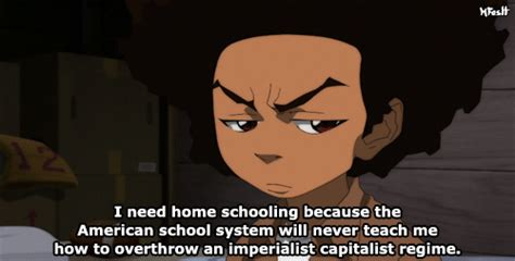 Boondocks Memes - boondocks meme huey www imgkid com the image kid has it