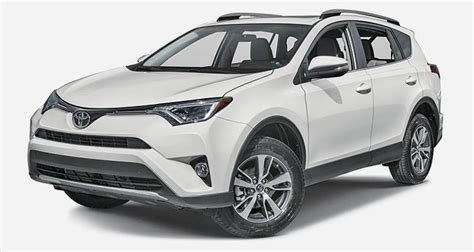 Types Of Toyota Suvs The Most Fuel Efficient Suvs Consumer Reports