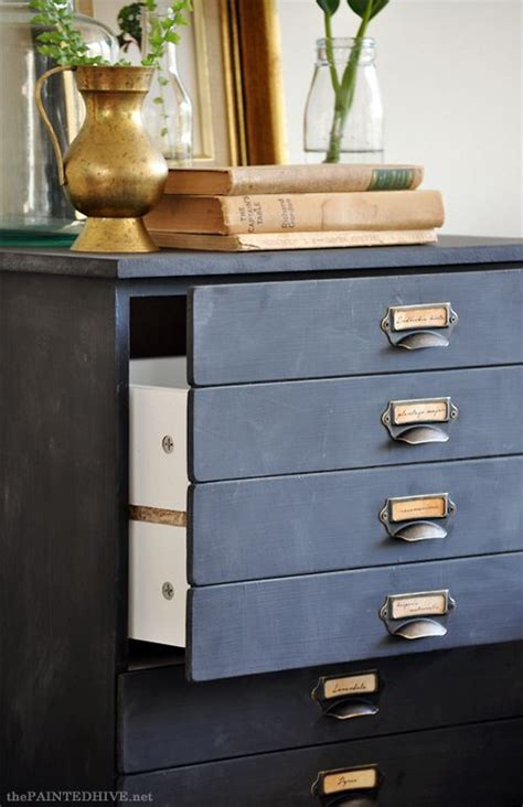 multi drawer cabinet ikea diy how to add faux drawers to a boring file