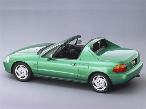 Honda Sol by Honda Civic Delsol Crx