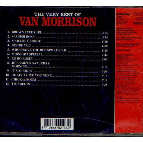 the best of morrison morrison the best of morrison cd for sale on