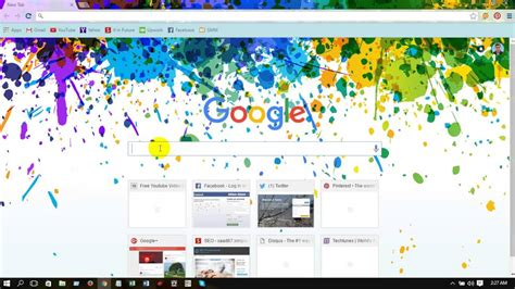 google theme add on how to add themes on google homepage in google chrome