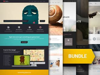 bootstrap themes bundle timber free one page bootstrap template