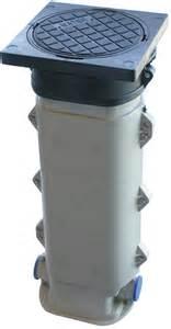 water meter boxes johnson valves