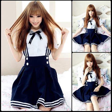 imagenes de uniformes escolares japoneses nueva marinero uniforme escolar japon 233 s cosplay anime girl