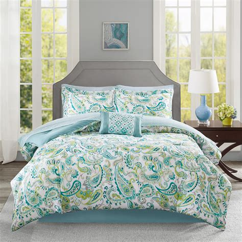 madison bedding madison park essentials lila complete bed and sheet set ebay