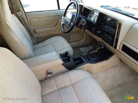 1995 Jeep Interior by 1995 Green Jeep 4x4 74925470 Photo 20