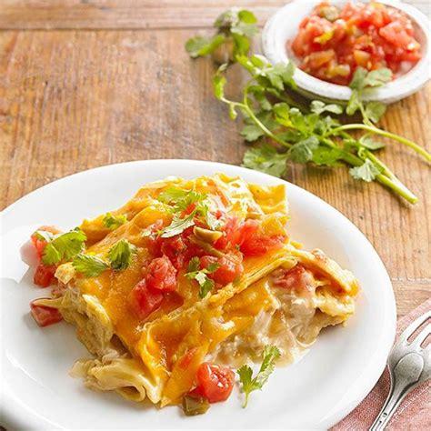healthy chicken casserole recipes