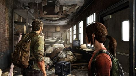 the last of the the last of us 28 new blowout gameplay screenshots conceptual art designs