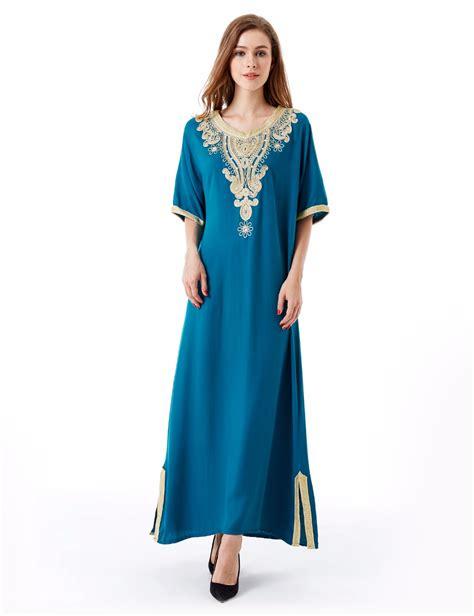 Abaya Dress Kaftan Busana Muslimah Mf 47 buy wholesale fashion muslim casual from china fashion muslim casual wholesalers